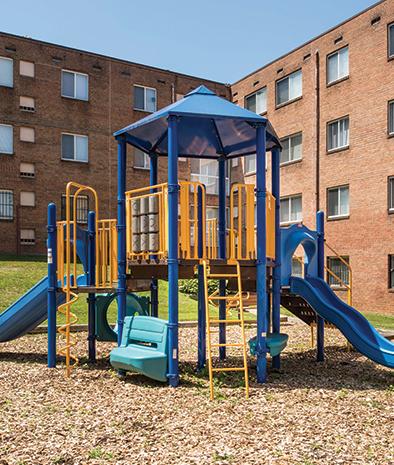 Anacostia Gardens Apartments