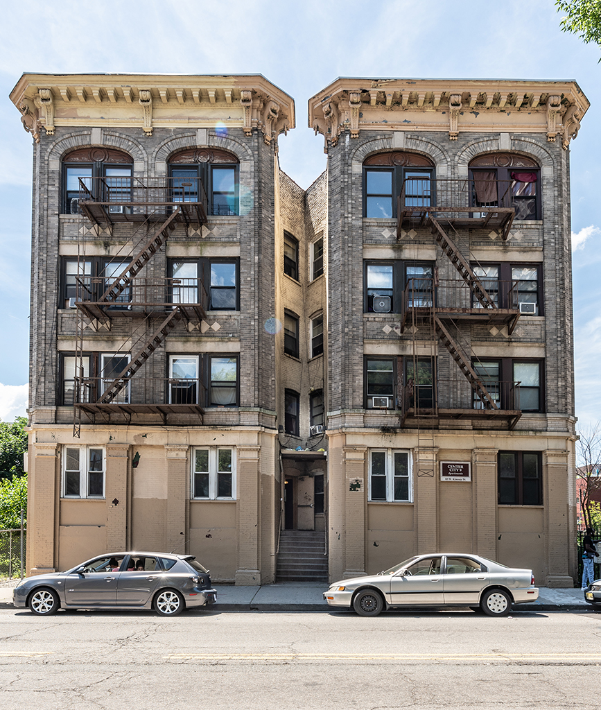 Irvine Turner Apartments